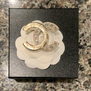 Chanel Pharrell Limited Edition CC Brooch